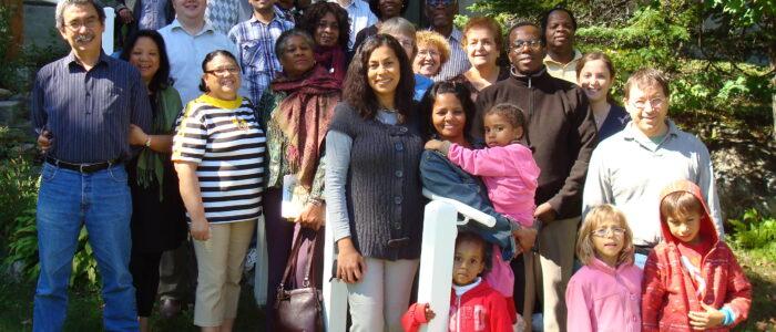 Congregational Retreat 2010