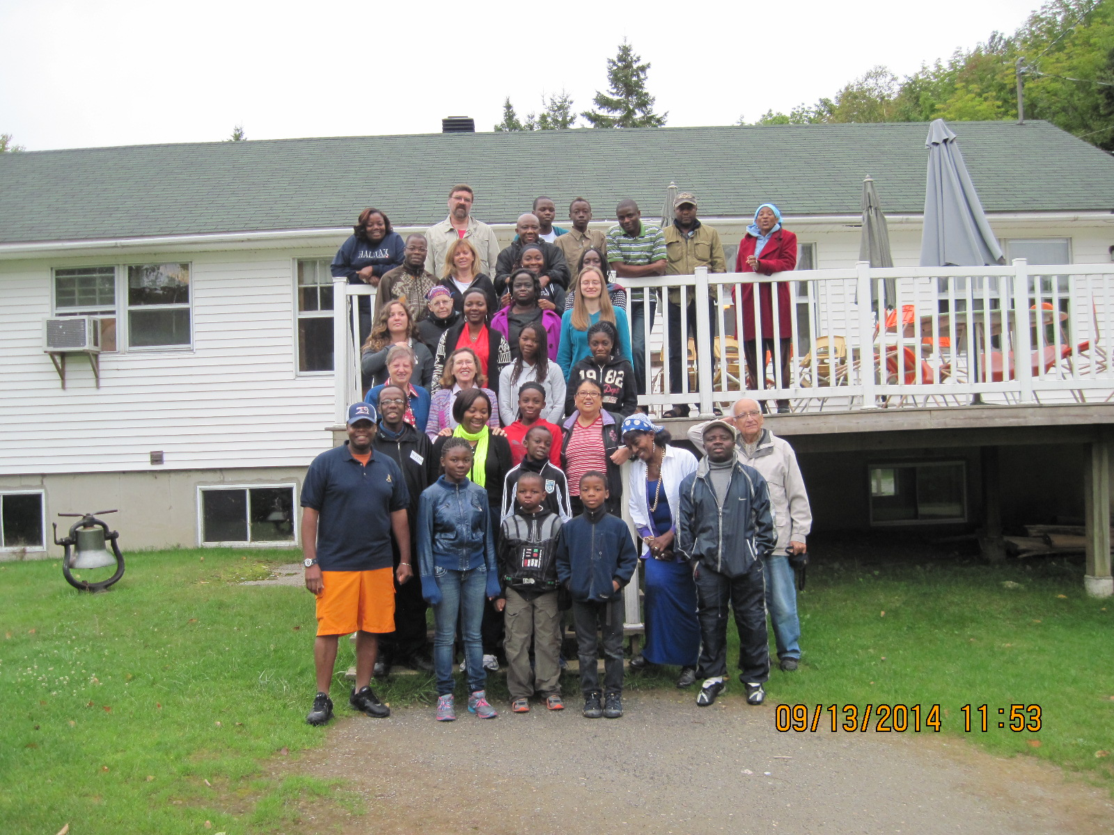 Congregational Retreat 2014